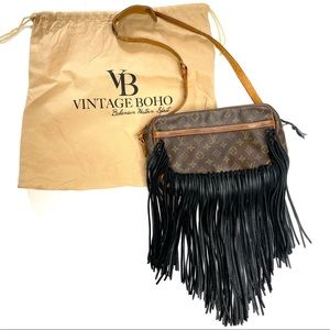 Vintage Boho Bags Louis Vuitton Riviera